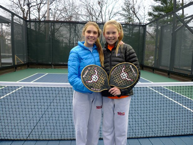 Girls 15 and Under Winners