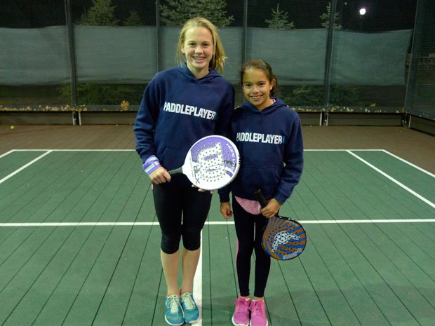 Congratulations to Isabel Sanchez and Kelly Van Hoesen for winning the Girls 12 and under