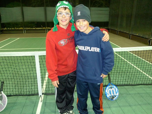 Congratulations to Trevor Ramirez & Charlie Stuhr for winning the boys 10 and under!