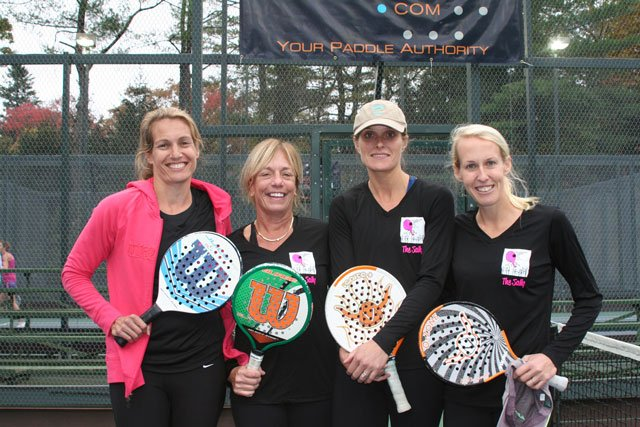 Finalists: Annica van Starrenburg / Nancy Eaves Winners: Carrie Rabuse / Lauren Mandell