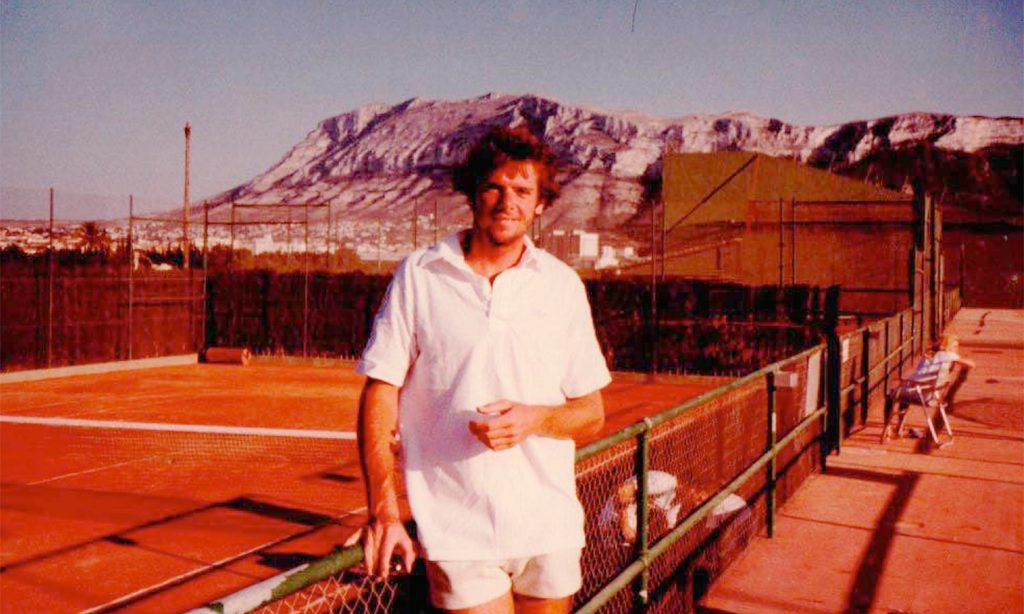 Scott Tennis 10