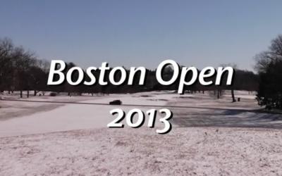 Boston Open 2013