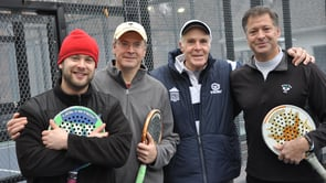 Beatty Family – 3 Generations of Paddle