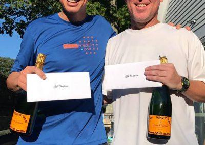 Men's B Champs Michael Chen & Chris Toft