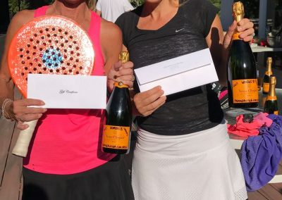 Women's B Champs Kelly McCoy Newton & Meredith Stravato